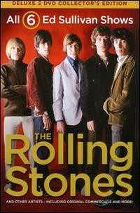 All 6 Ed Sullivan Shows: The Rolling Stones (2 DVD IMPORT ZONE 1)