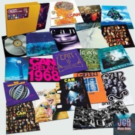 Vinyl Box Set - (17 x 180g Vinyl in linen wrapped Box)