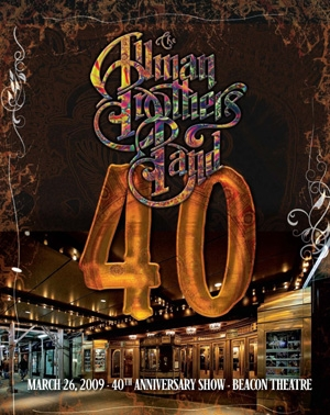 Allman Brothers/40: 40th Anniversary Show Live At The Beacon Theatre (DVD IMPORT ZONE 1)