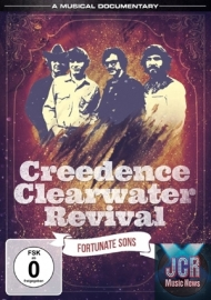 Creedence Clearwater Revival - Fortunate Sons  (DVD IMPORT ZONE 2)