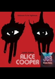 Super Duper Alice Cooper (Deluxe Edition)(4 DVD IMPORT ZONE 2)
