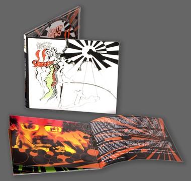 S.F Sorrow (Digipack + 7 bonus tracks)