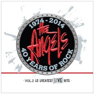 40 Years of Rock-40 Greatest Live Hits 2 (2CD)
