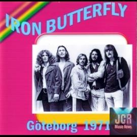 Live In Sweden 1971 (Vinyl)