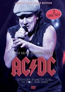 Brian Johnson Years (2 DVD IMPORT ZONE 2)