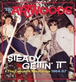 Steady Gettin' It The Complete Recordings 1964-67 (3CD BOXSET)