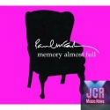 Memory Almost Full - CD/DVD Deluxe Edition [Extra tracks, Live]