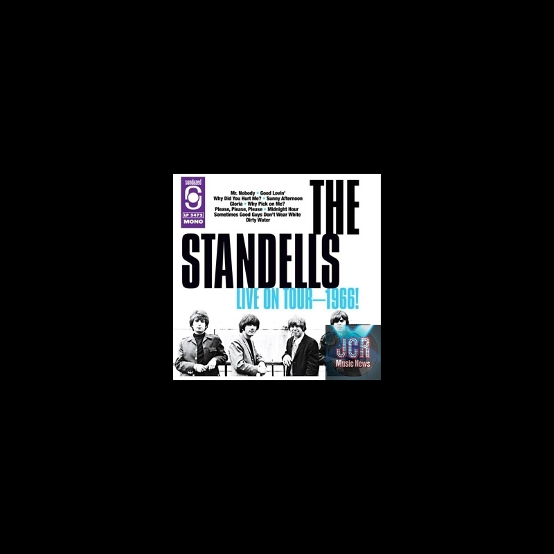 Standells Dirty Water Tour
