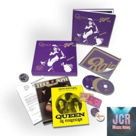 Live At The Rainbow '74 (2CD+DVD+Blu-ray+Book) Super Deluxe Box Set