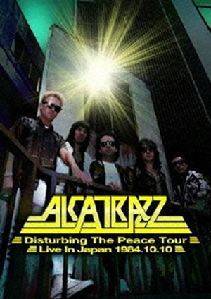 sturbing The Peace Tour - Live In Japan 1984.10.10 (DVD IMPORT ZONE 2 * JAPON)