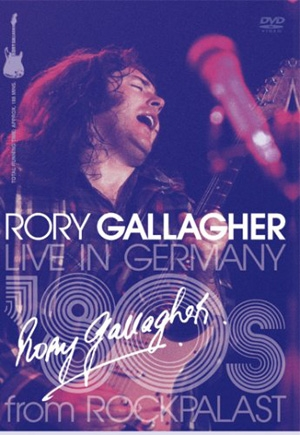 Live In Germany 80's From Rockpalast (DVD IMPORT ZONE 2 * JAPAN)
