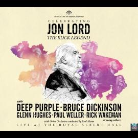 Celebrating Jon Lord - The Rocker (2CD)