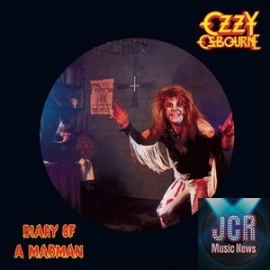 Diary of a Madman (Remastered, Picture Disc Vinyl LP)