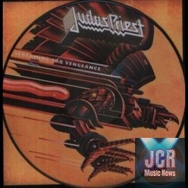Screaming for Vengeance (Picture Disc Vinyl LP)