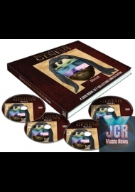 Révélation To Génésis Uncut (4 DVD and Book Set)