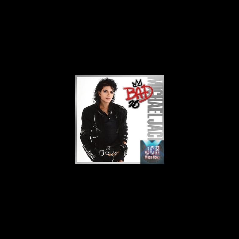 Michael Jackson Bad 25 Vinyl 180 Gram Audiophile