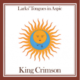 Lark's Tongues In Aspic (200 Gram Super Heavyweight Vinyl)
