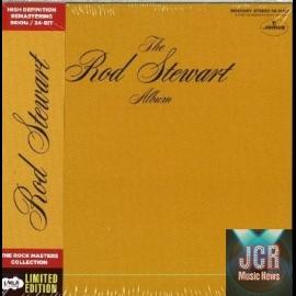 The Rod Stewart Album - Paper Sleeve - CD Deluxe Vinyl Replica