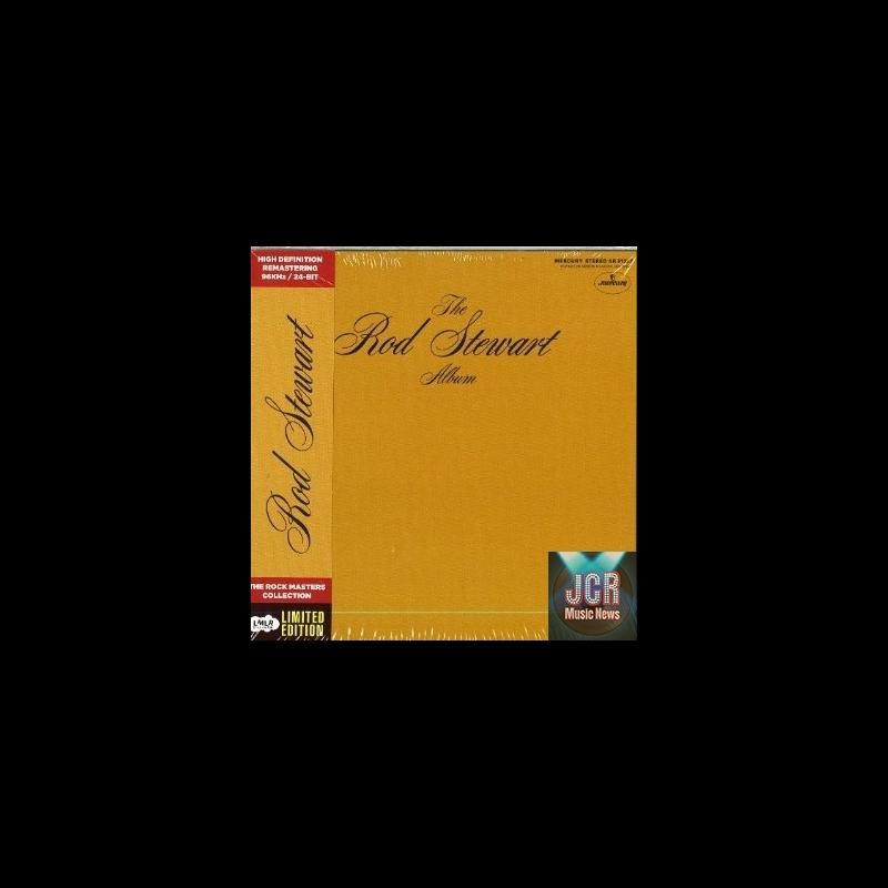 Rod Stewart The Rod Stewart Album Paper Sleeve Cd