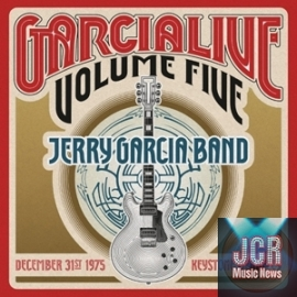 Garcia live 5: December 31st 1975 Keystone Berkeley