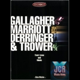 Gallagher, Marriott, Derringer & Trower: Their Lives And Music (Livre)