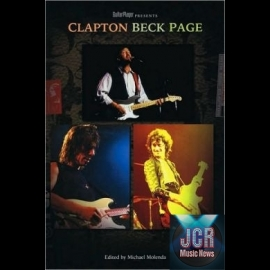 Guitar Player Presents: Clapton, Beck, Page (Livre)