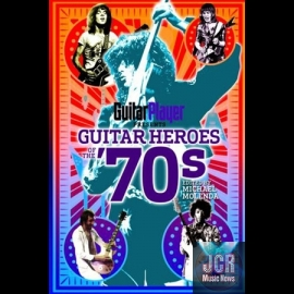 Guitar Player Presents Guitar Heroes of the '70s (Livre)