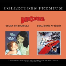 Count On Dracula/Deal Done At Night ( + 6 bonus tracks)