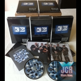 The Elements Of King Crimson - 2014 Tour Box (2CD with booklet)