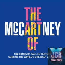 The Art Of McCartney (2CD + DVD) by Various Artists (including Bob Dylan, Brian Wilson, The Cure & Jamie Cullum)