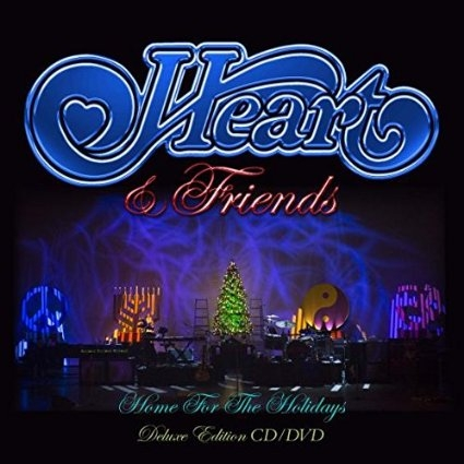 Heart & Friends-Home for the Holidays (Digipak) CD+DVD