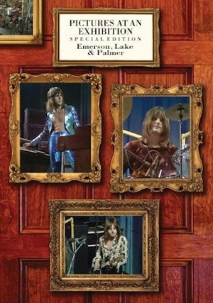 pictures at an exibition live 1970 (DVD IMPORT ZONE 2)