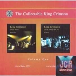 Vol. 1-Collectable King Crimson (2CD)