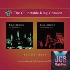 Vol. 3-Collectable King Crimson (2CD)