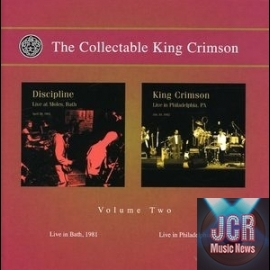 Vol. 2-Collectable King Crimson: Live in Bath 1981 (2CD)