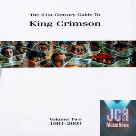 Vol. 2-21st Century Guide to King Crimson 1981-03 (4CD)