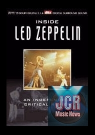 inside Led Zeppelin 1968 * 1972 (DVD IMPORT ZONE 2)