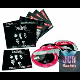 Yardbirds Story: 1963-66 (COFFRET 4 CD)