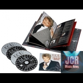 Great American Songbook (COFFRET 4 CD + 1 DVD + LIVRE)