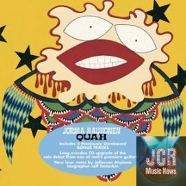 Quah (+ 4 bonus tracks)