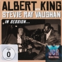 Albert King With Stevie Ray Vaughan In Session (Vinyl)