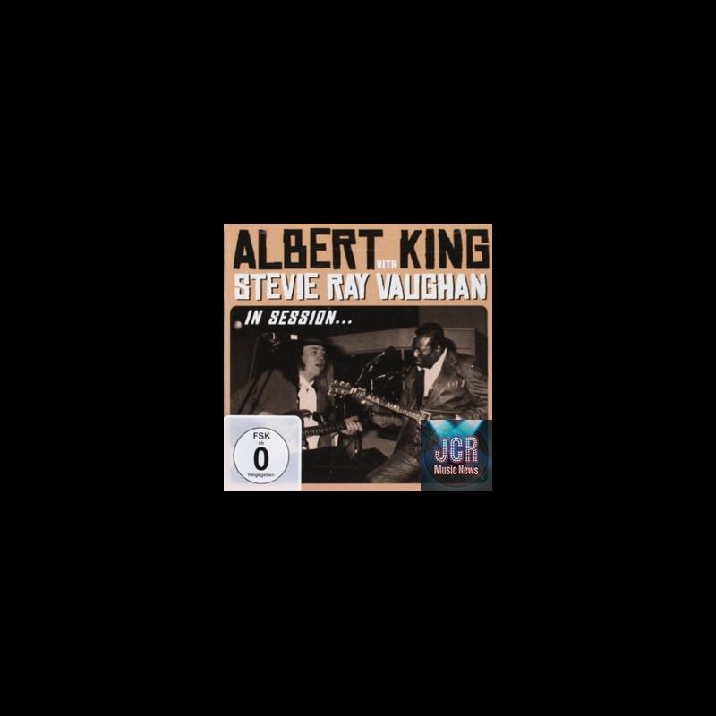 albert king albert king with stevie ray vaughan in session vinyl jcrmusicnews. Black Bedroom Furniture Sets. Home Design Ideas