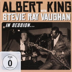 Albert King Albert King With Stevie Ray Vaughan In