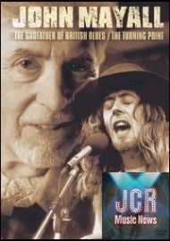 The Godfather of British Blues (DVD IMPORT ZONE 2)