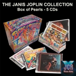 Box of Pearls: The Janis Joplin Collection (5 CD)