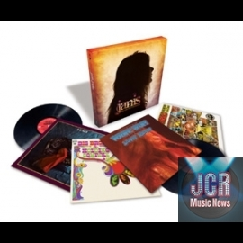 Classic LP Collection [Limited Edition] (4 Vinyls)