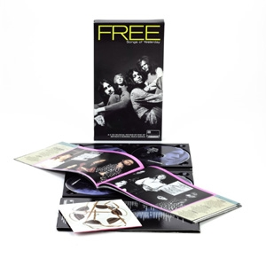Songs of Yesterday (COFFRET 5 CD + LIVRE)