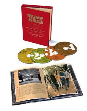 There Is a Season (COFFRET 4 CD + 1 DVD + Livre)
