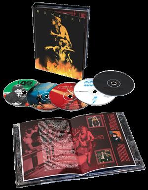Bonfire (COFFRET 5CD + LIVRE)