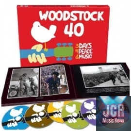 Woodstock: 40 Years on / Various (6CD)
